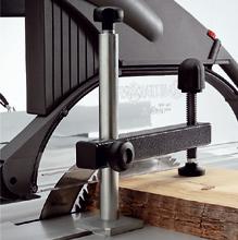 altendorf quick action manual clamp